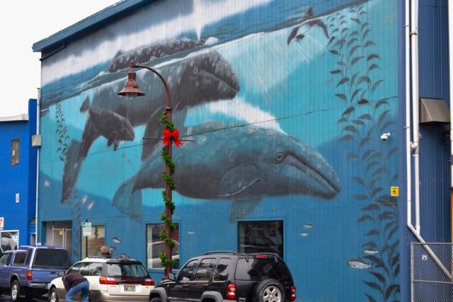 Newport Bayfront Mural Tour Walk!