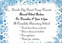 silent auction taft oceanlake