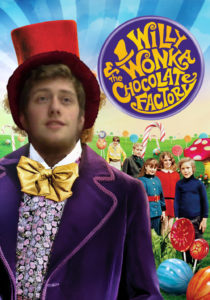 willy wonka taft high school micah morgan