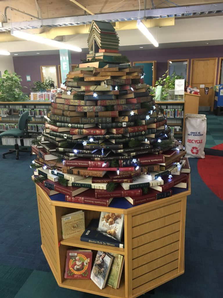driftwood library solstice celebration