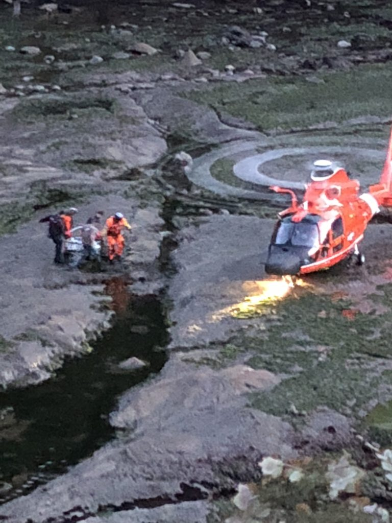 depoe bay rescue