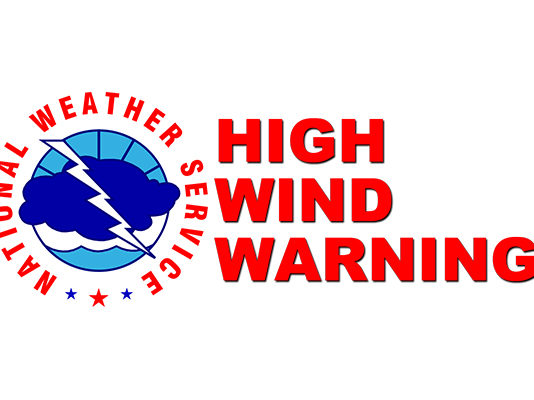 high wind warning lincoln city