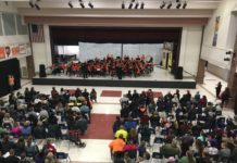 taft elementary band