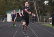 Taft High School Track