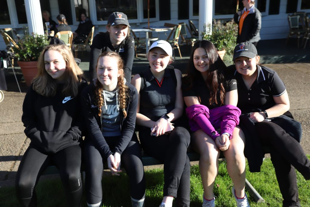 Taft Tigers Varsity Ladies Golf