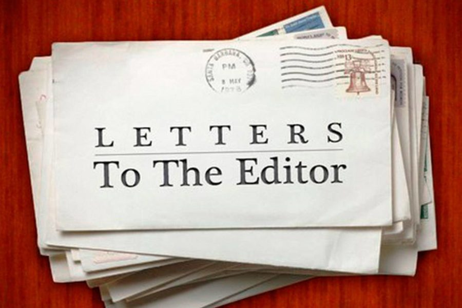 Lincoln City Homepage Letters to the editor