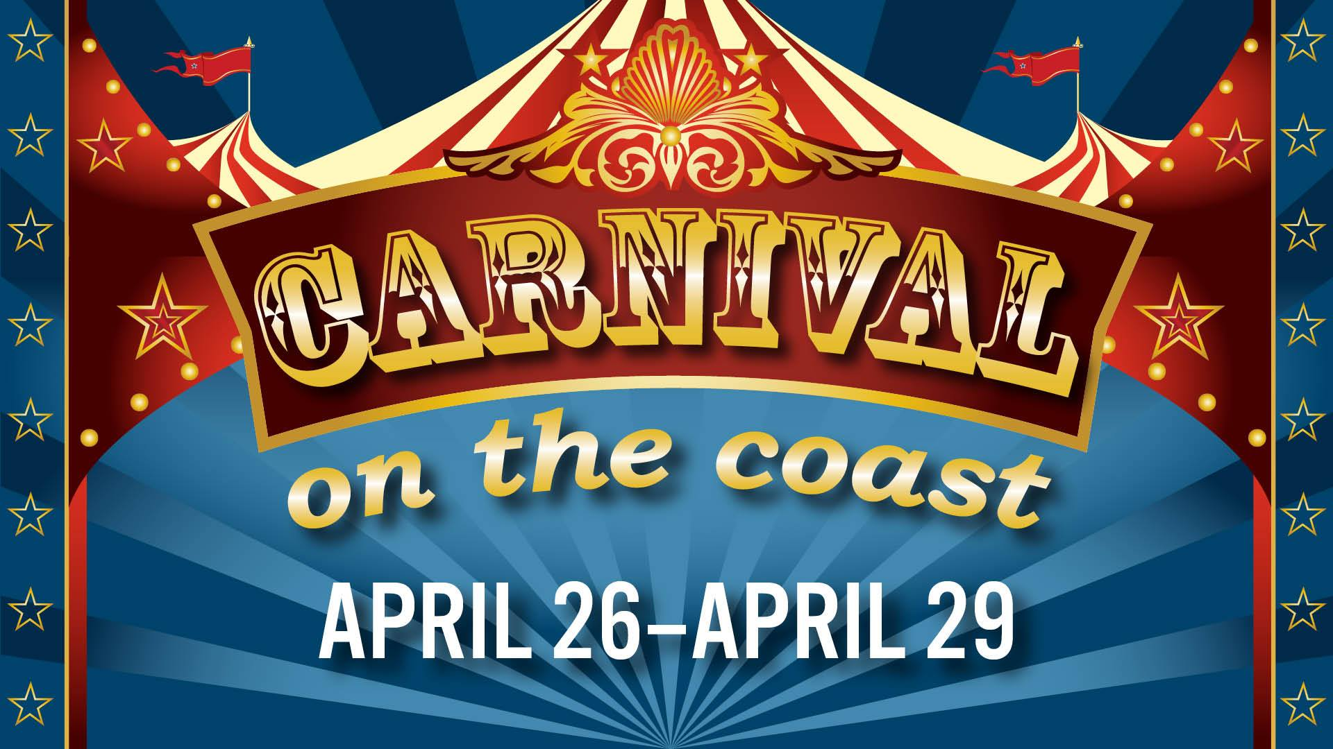 Chinook Winds Carnival on the Coast