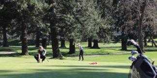 Lady Tigers Golf
