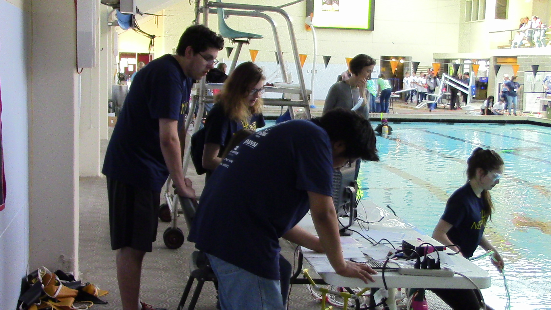 MATE ROV competition
