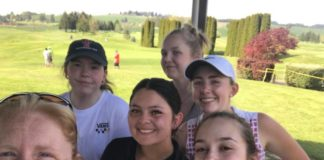 Tigers Girls Golf