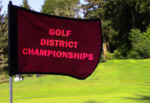 Golf District Championships