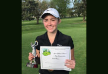 Maya Hatton Wins District