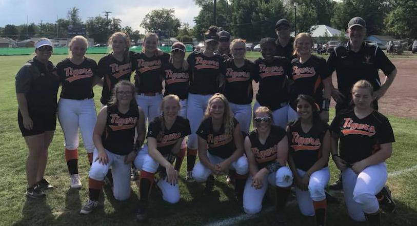 Softball Winners