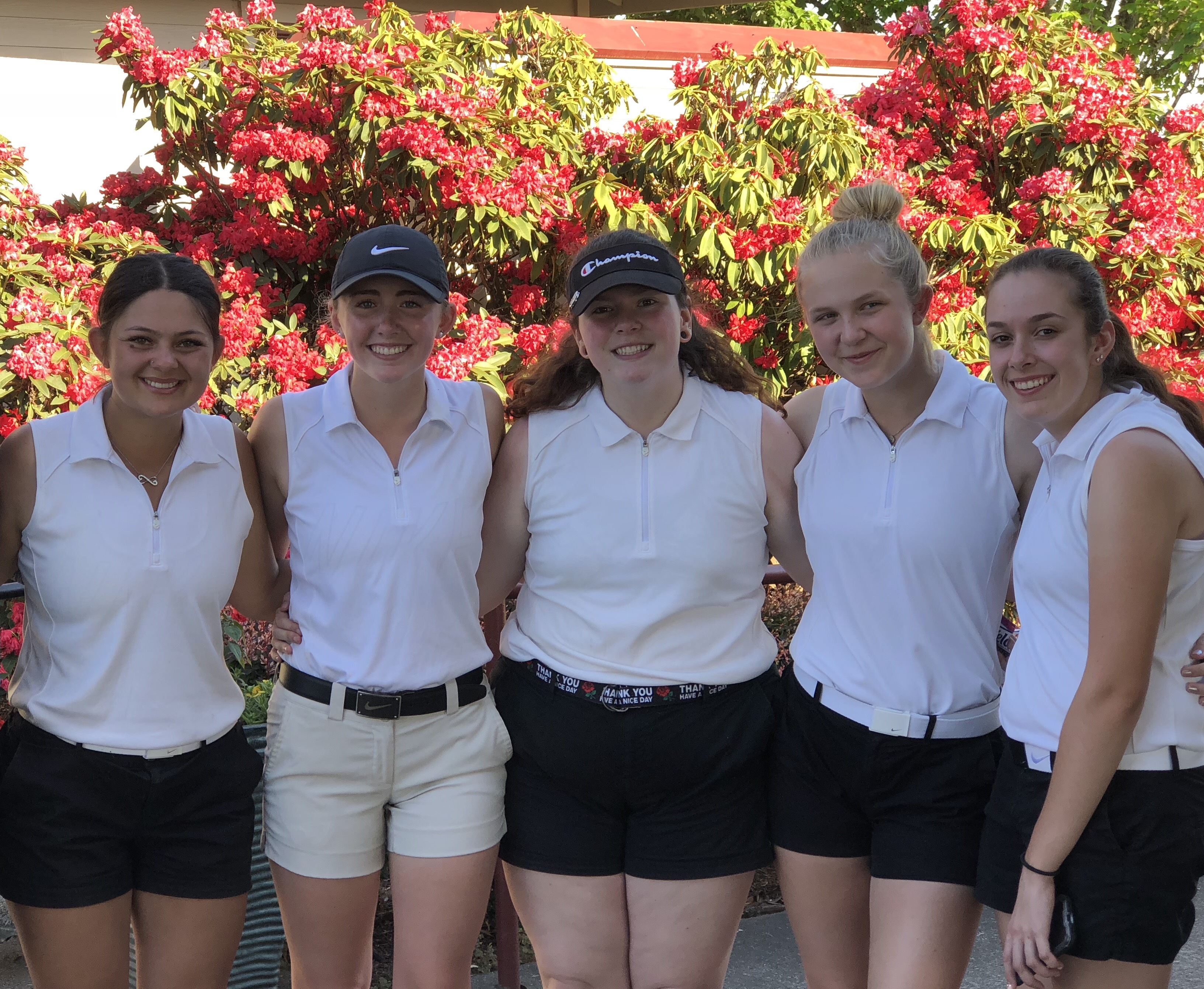 taft girls golf