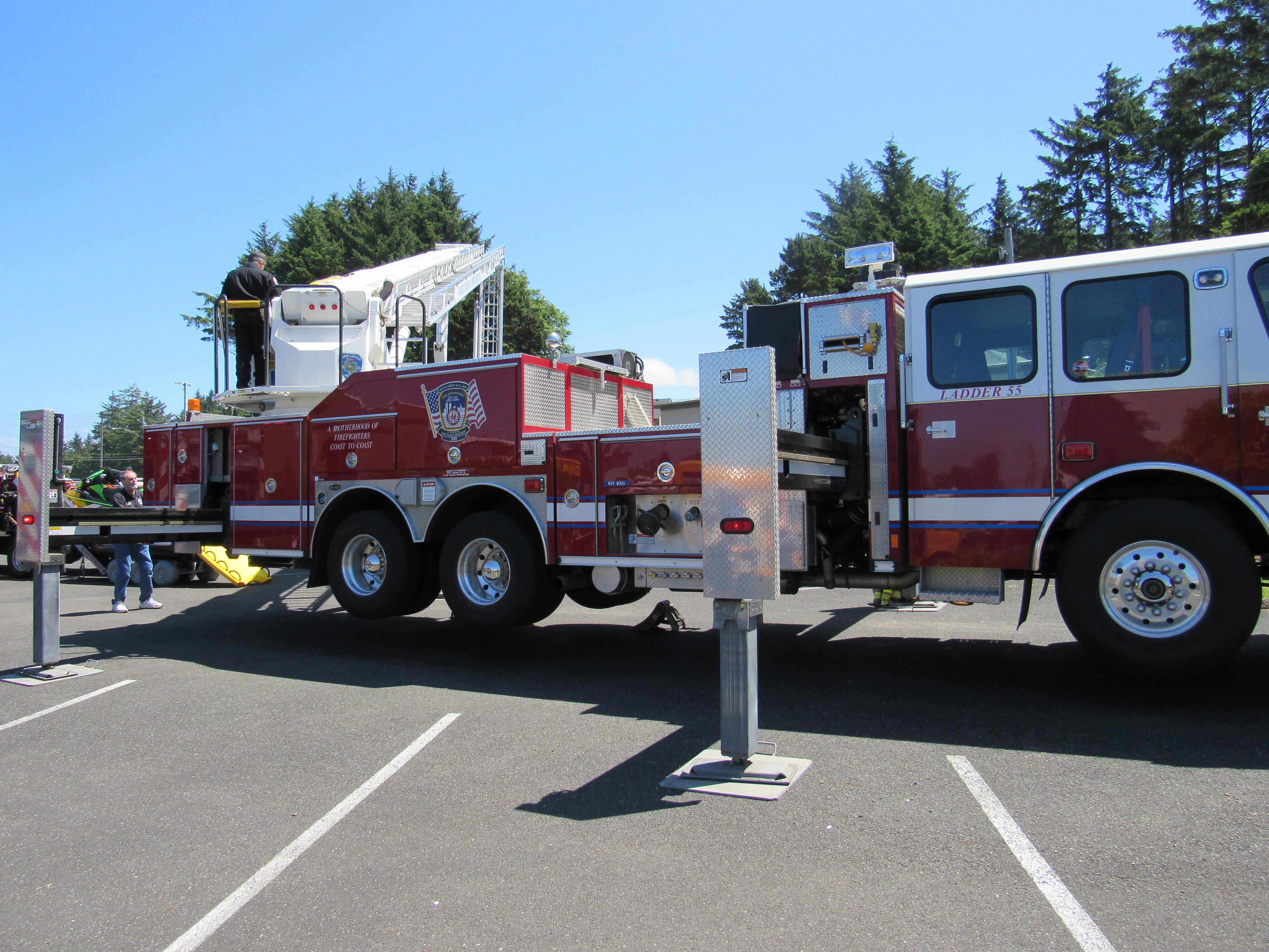 North Lincoln Fire Rescue