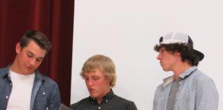 Taft High Trio