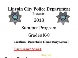lincoln city police