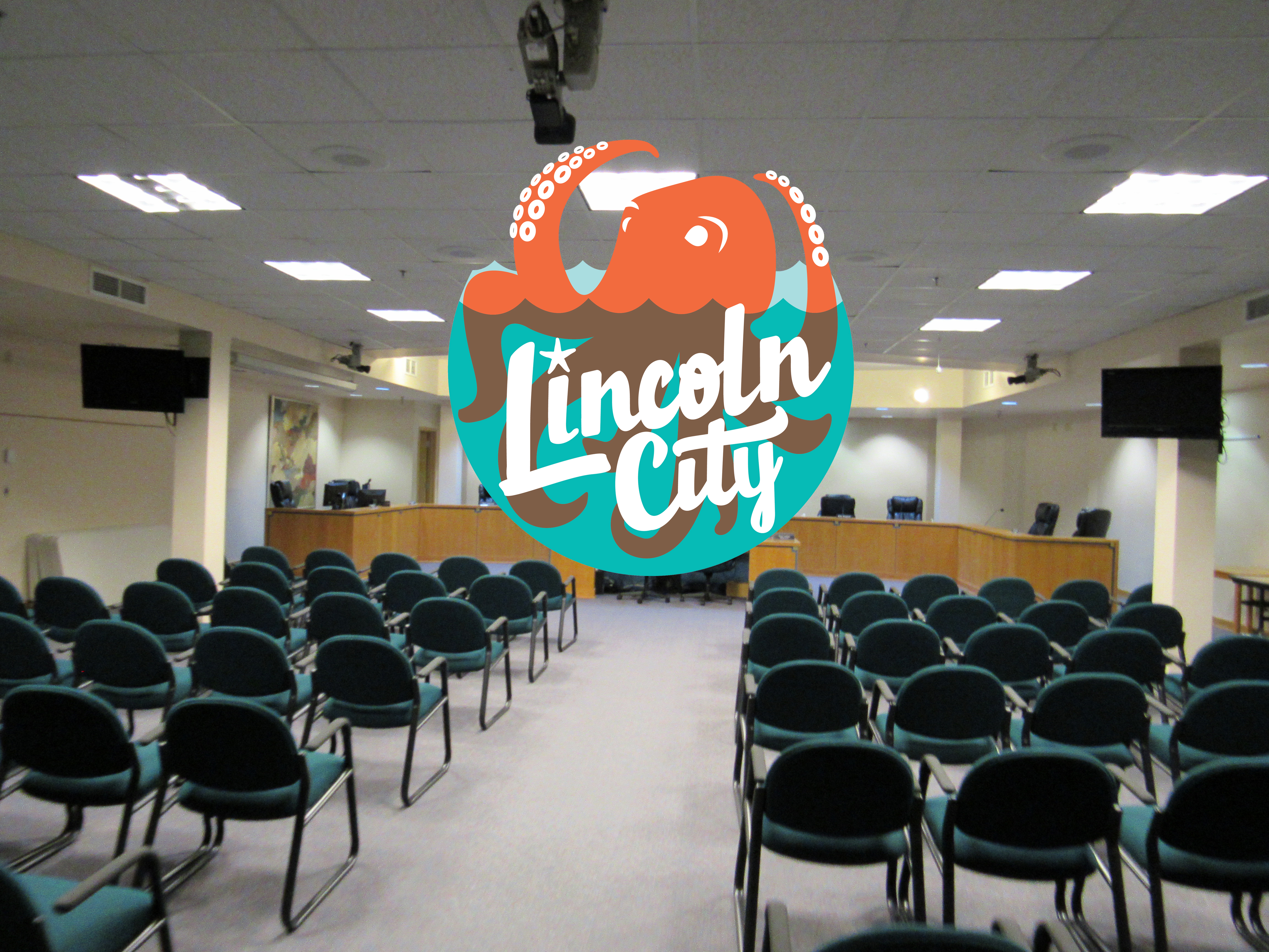 Lincoln City public arts committee