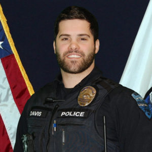 Officer Calvin Davis