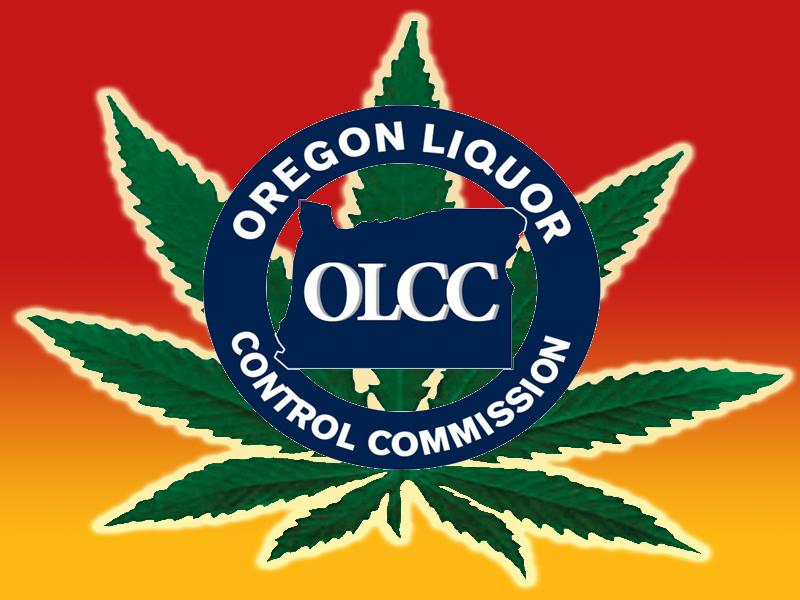 OLCC marijuana