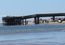 Taft Bay dock