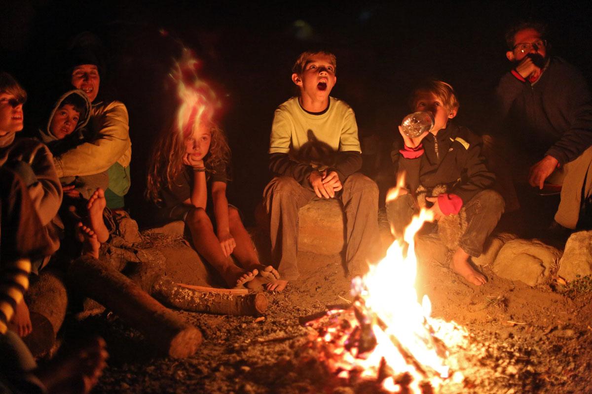 campfire bsn