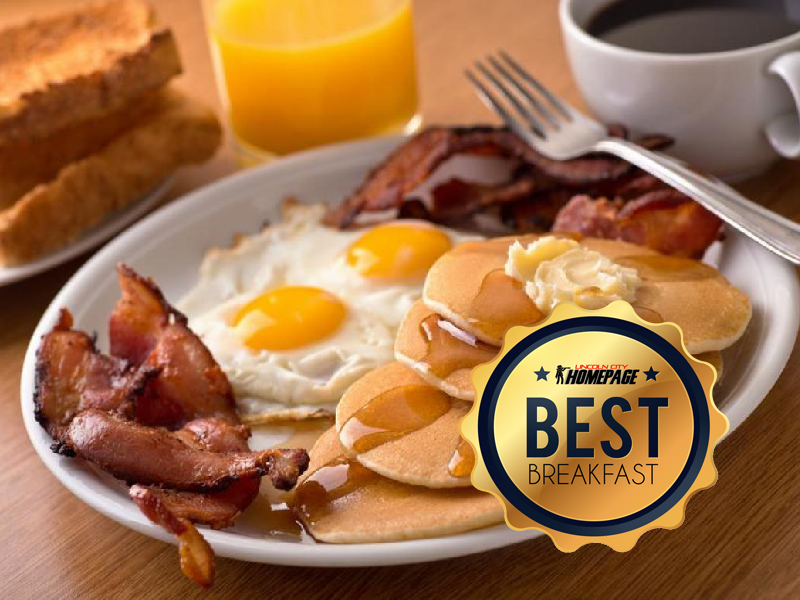 Homepage Best Breakfast