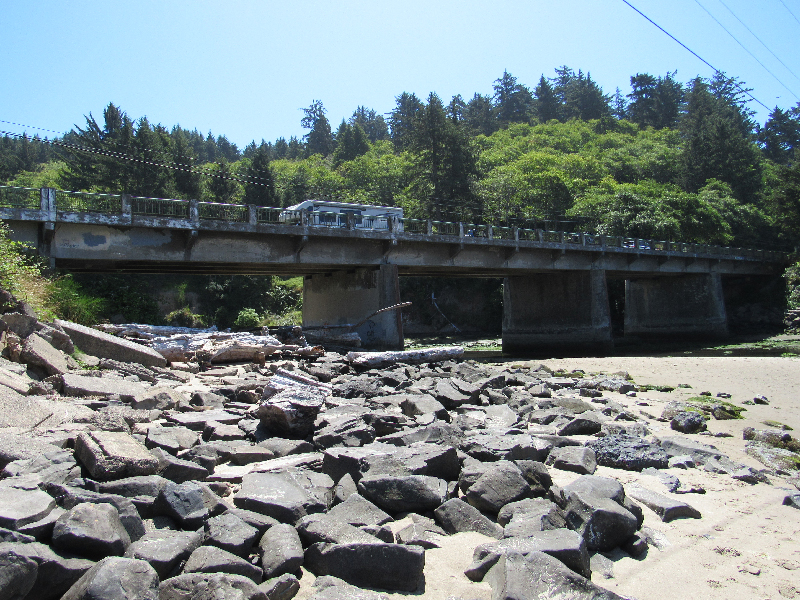 Schooner Creek Bridge