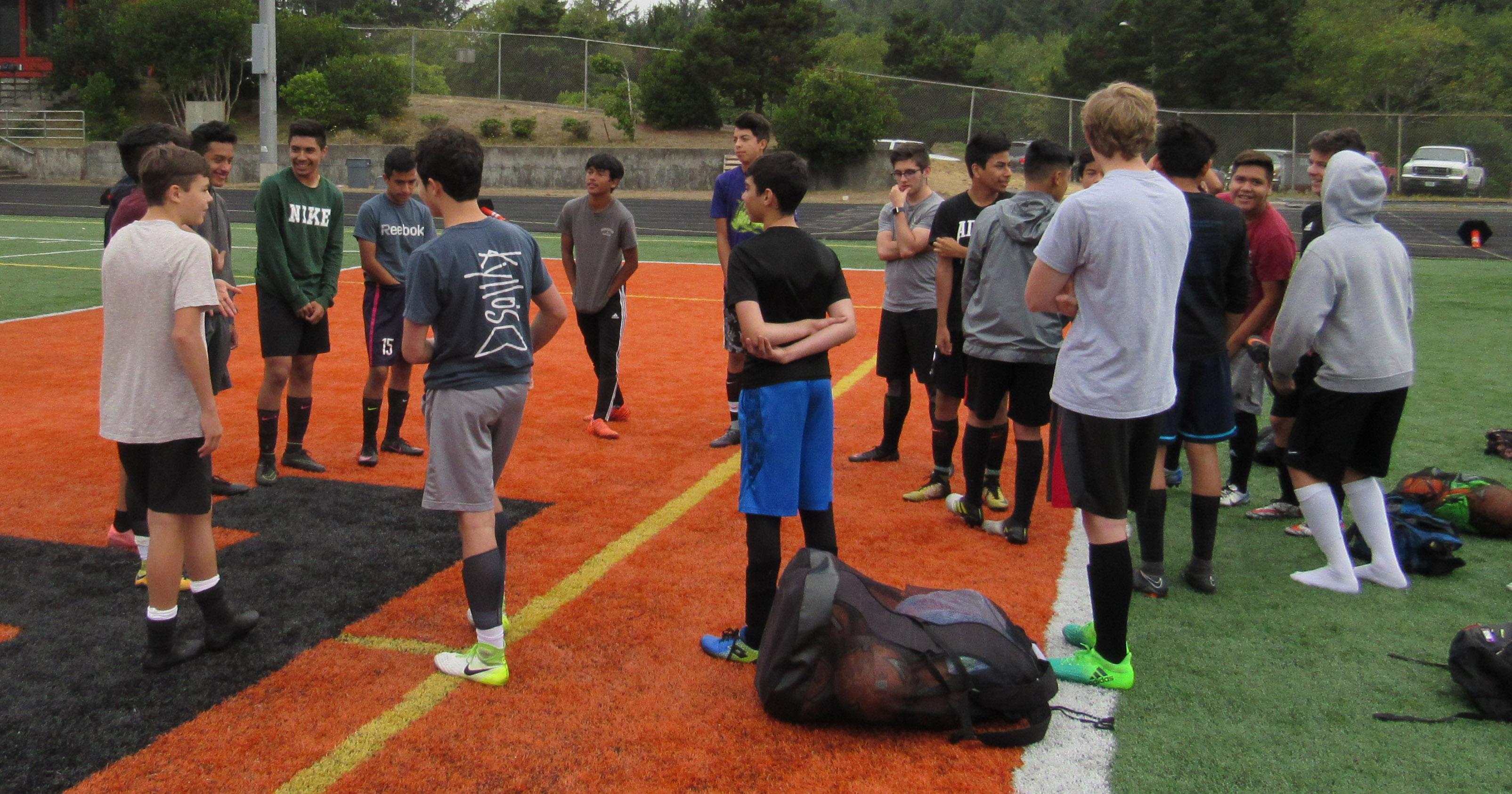 Taft Boys Soccer