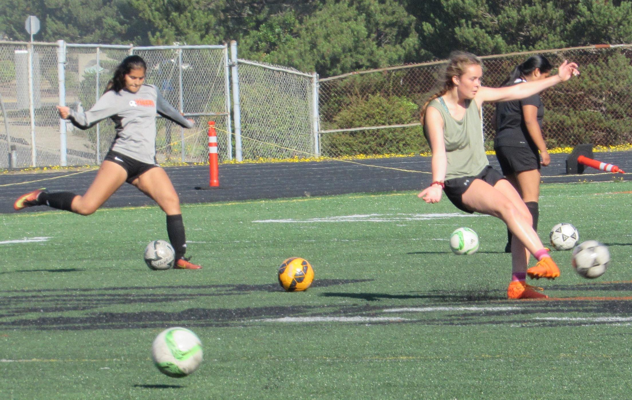 Taft Girls Soccer