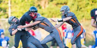 Taft Tiger Football