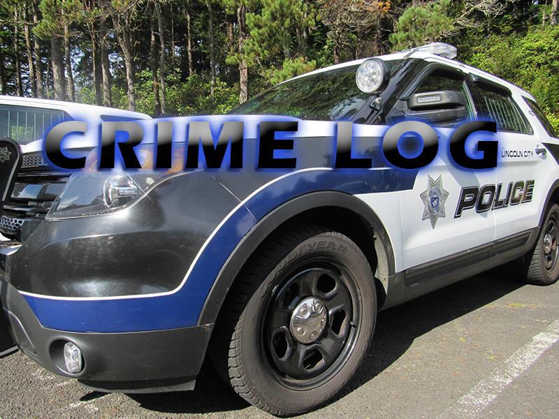 CRIME LOG