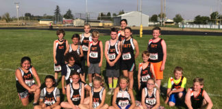 Taft Cross Country Middle School