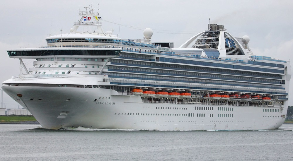 Grand Princess is a Grand-class cruise ship owned by Princess Cruises