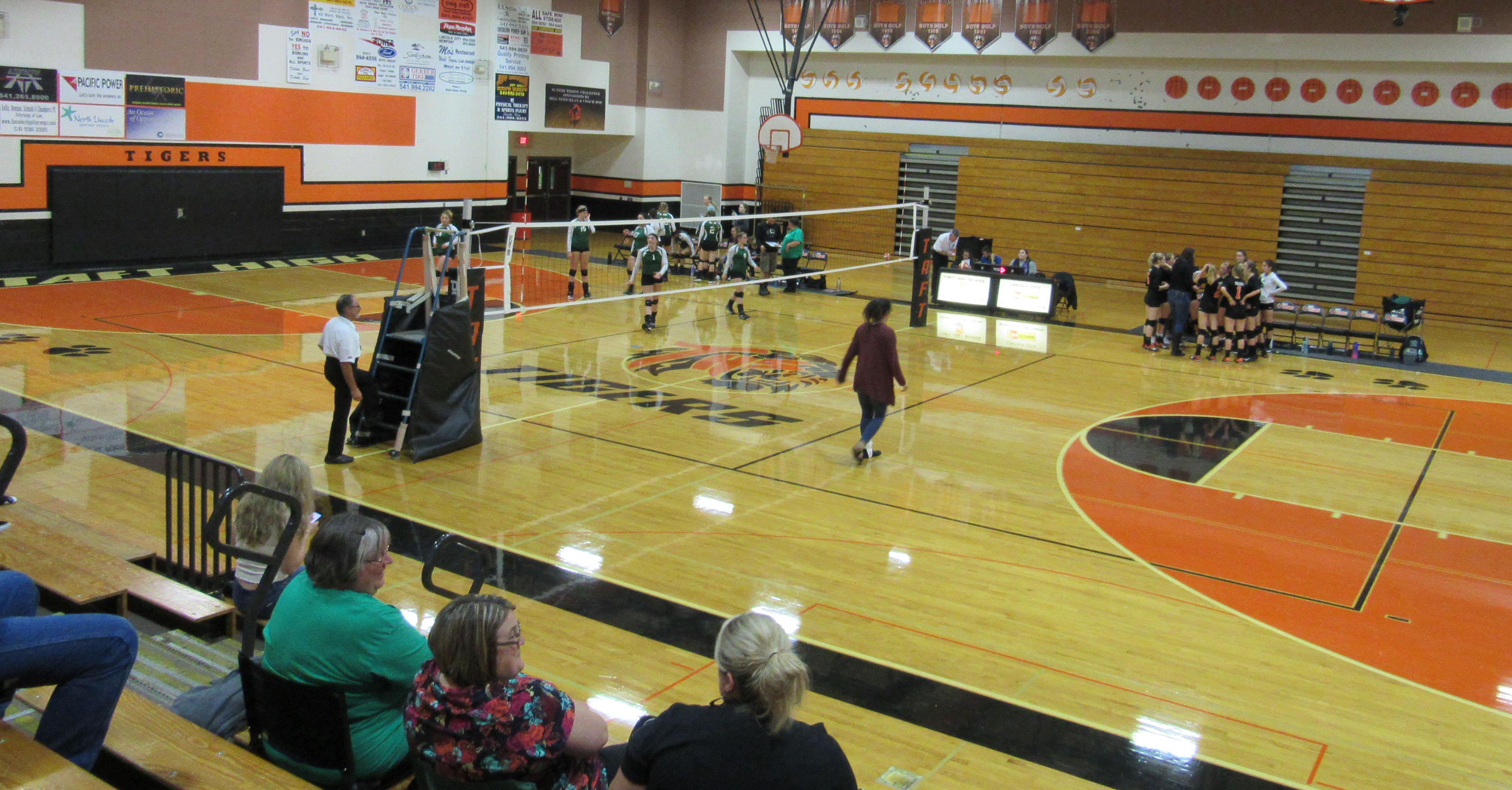 taft high volleyball