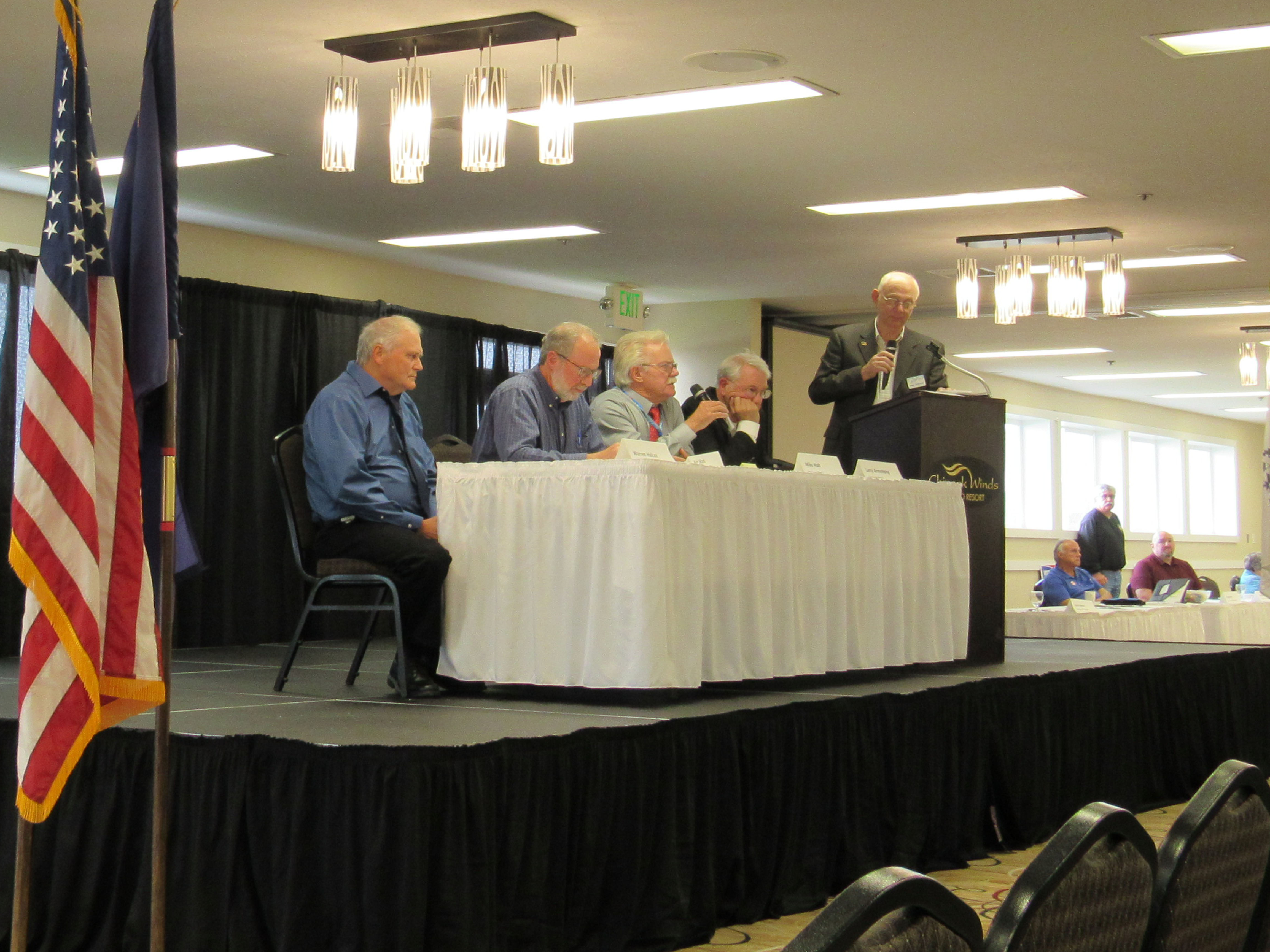 Chinook WInds Candidates Forum