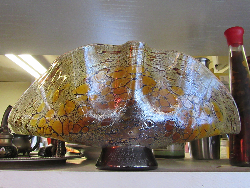 Glass Taco La Roca