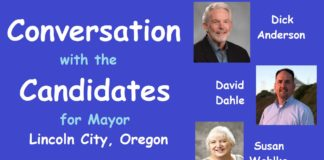 conversation with the candidates