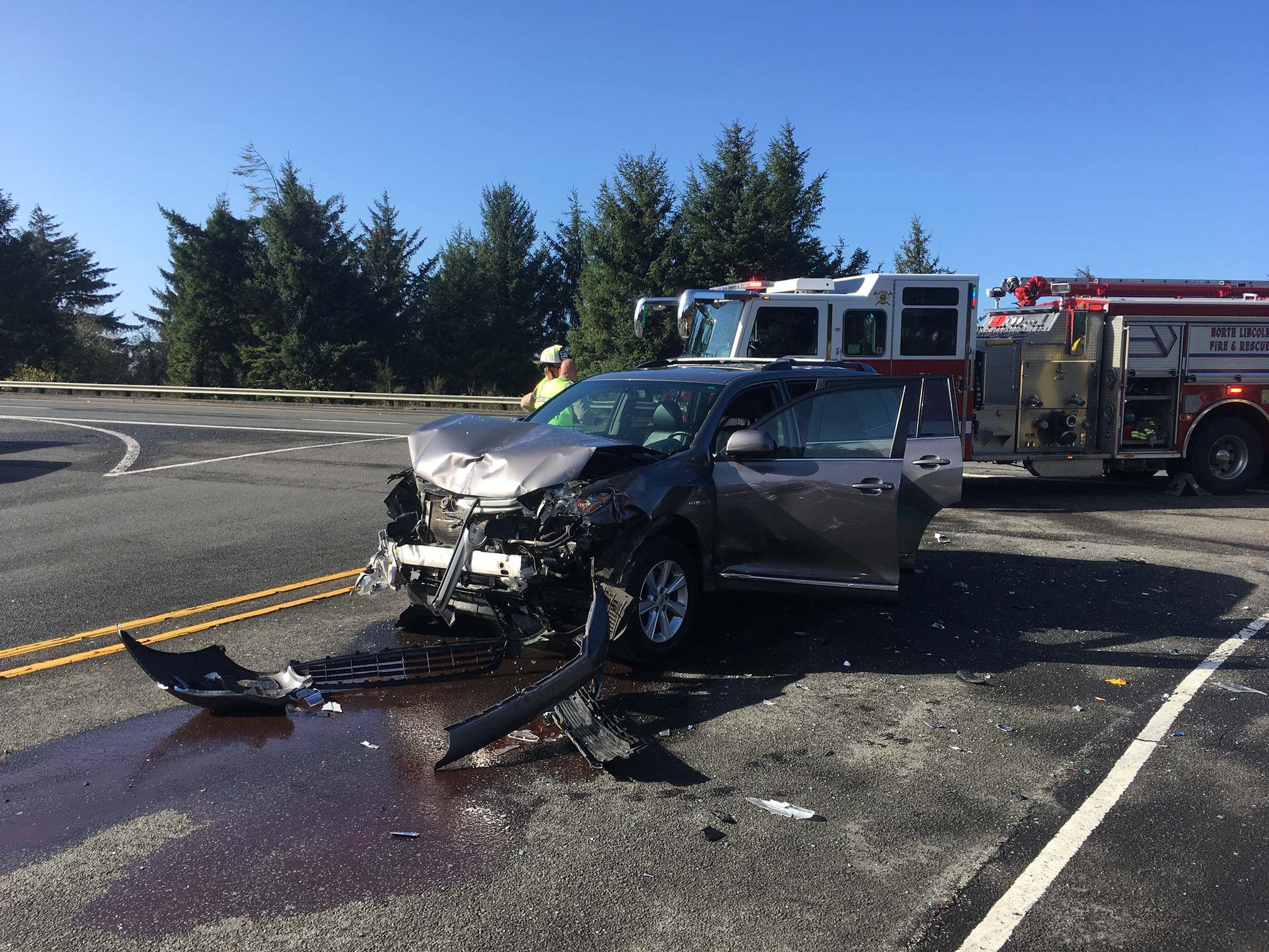 Siletz Crash