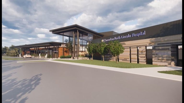 Animation – New Samaritan North Lincoln Hospital