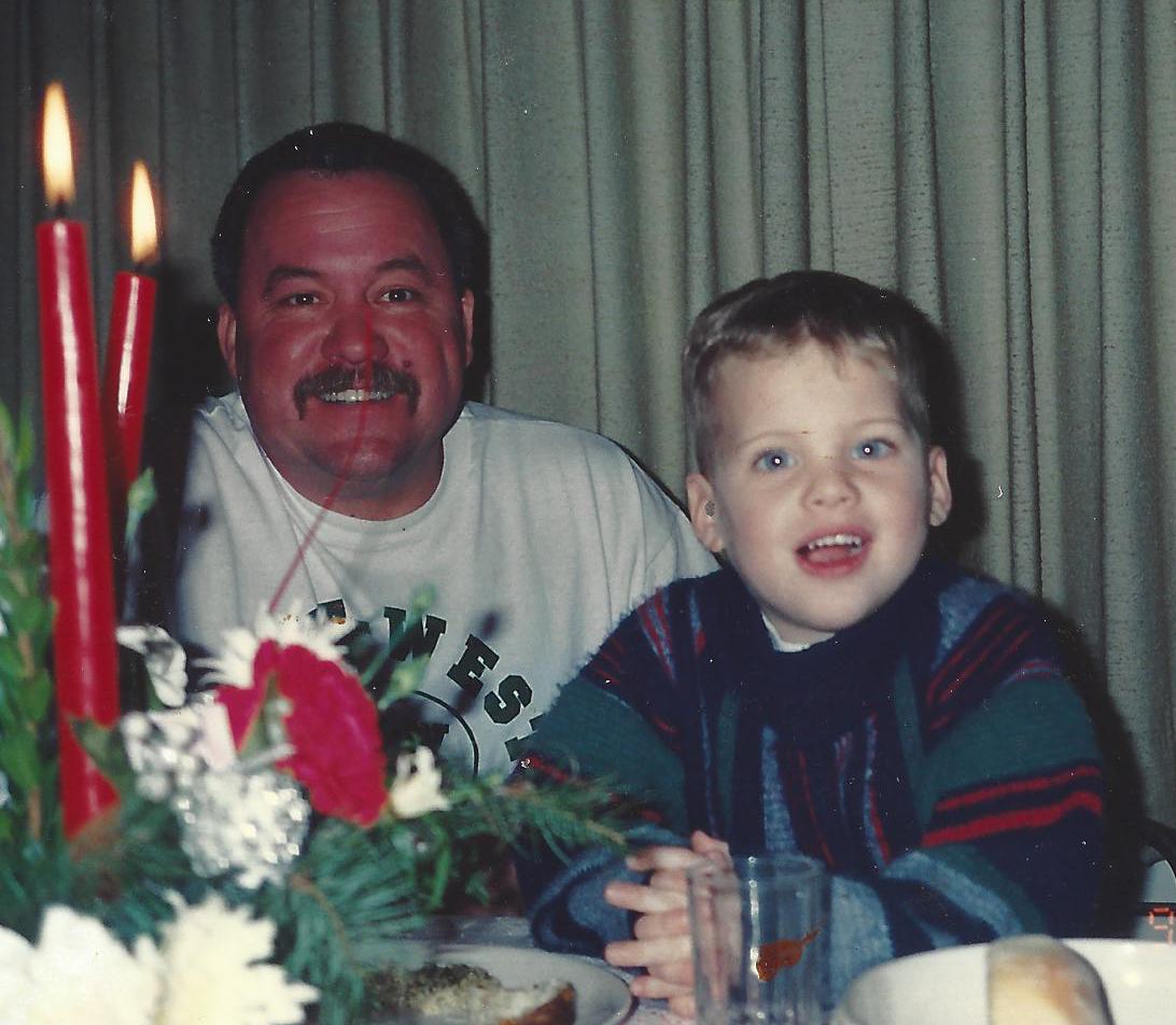 JW and Dad Jack