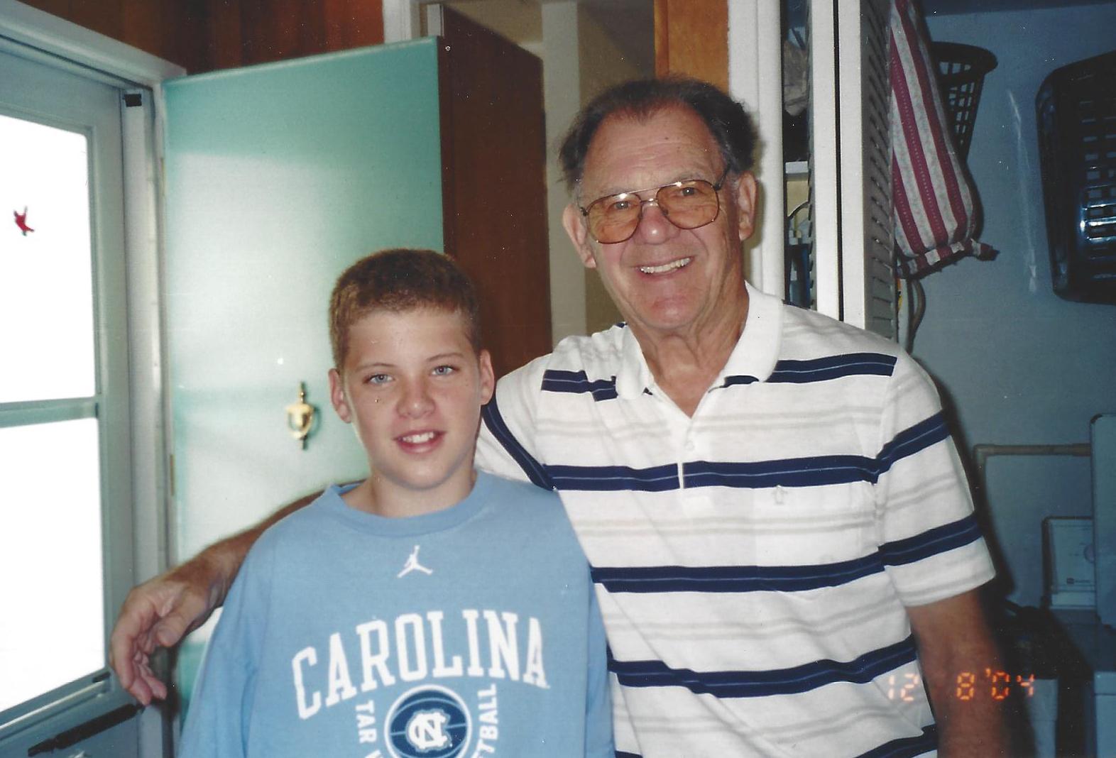 JW and Grandpa John