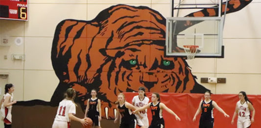 taft girls basketball
