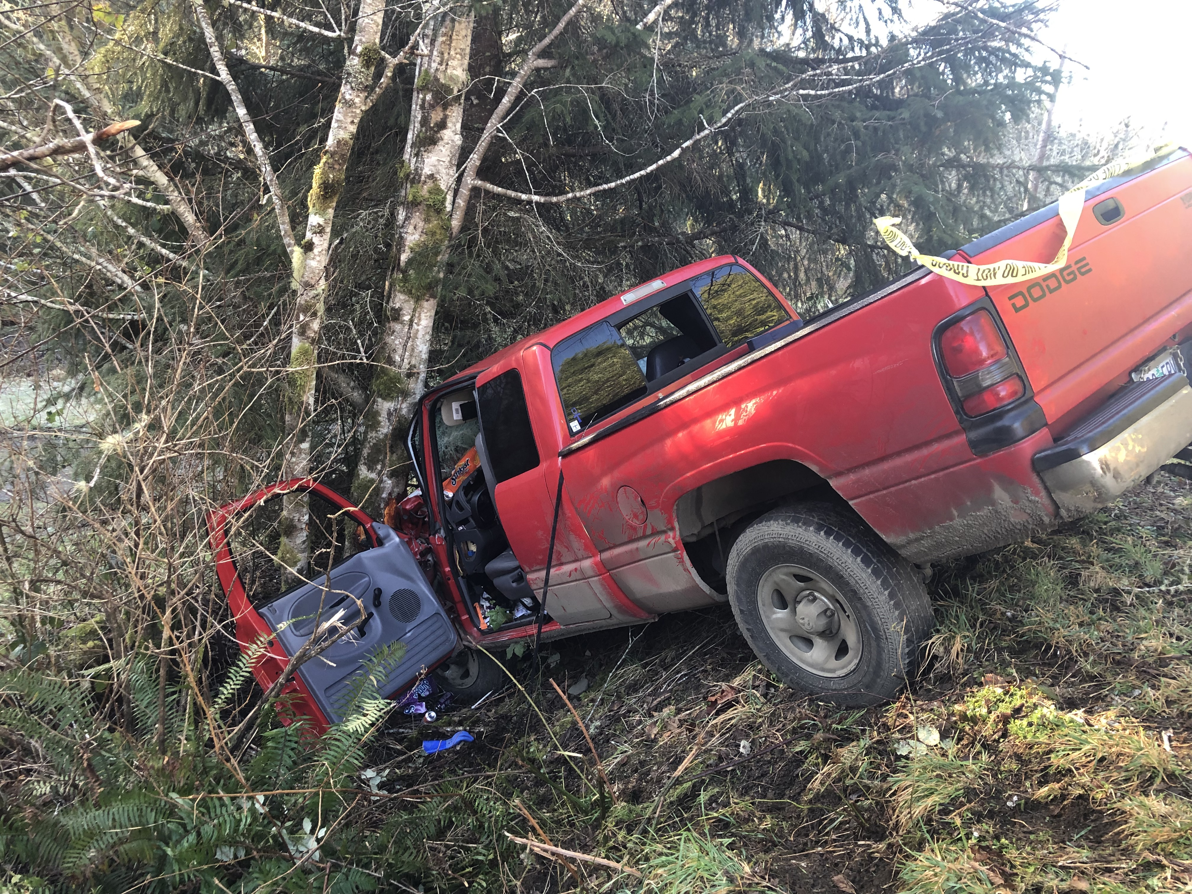 Schooner Creek Crash