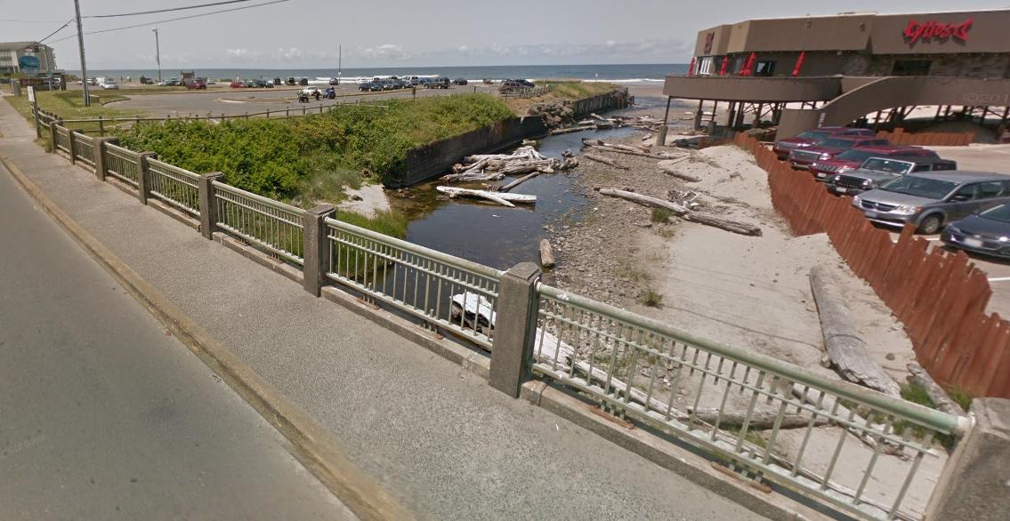 d river bridge