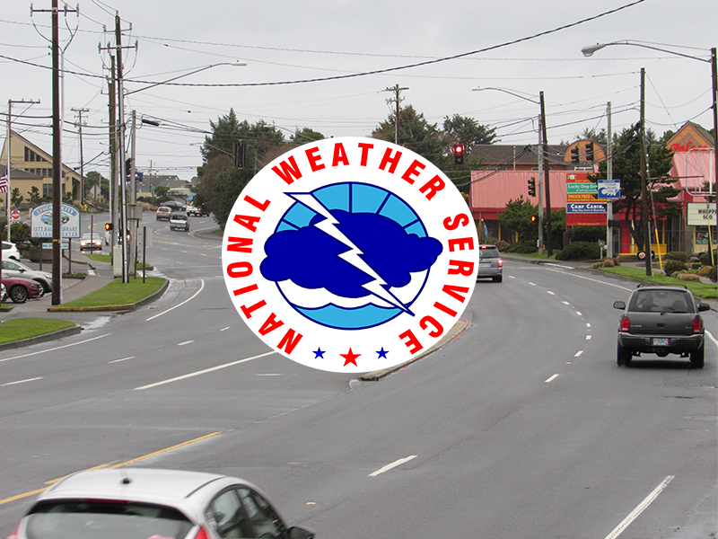 NWS Wind Lincoln City