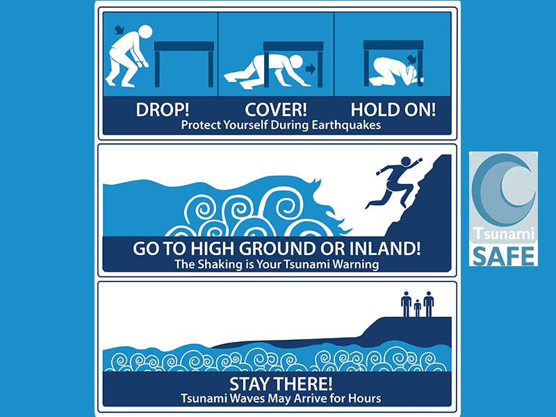 tsunami safety reved for hospitality industry