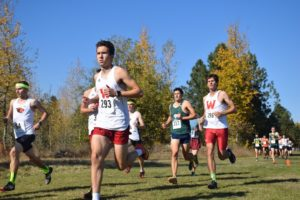 Gabe Arce-Torres cross country
