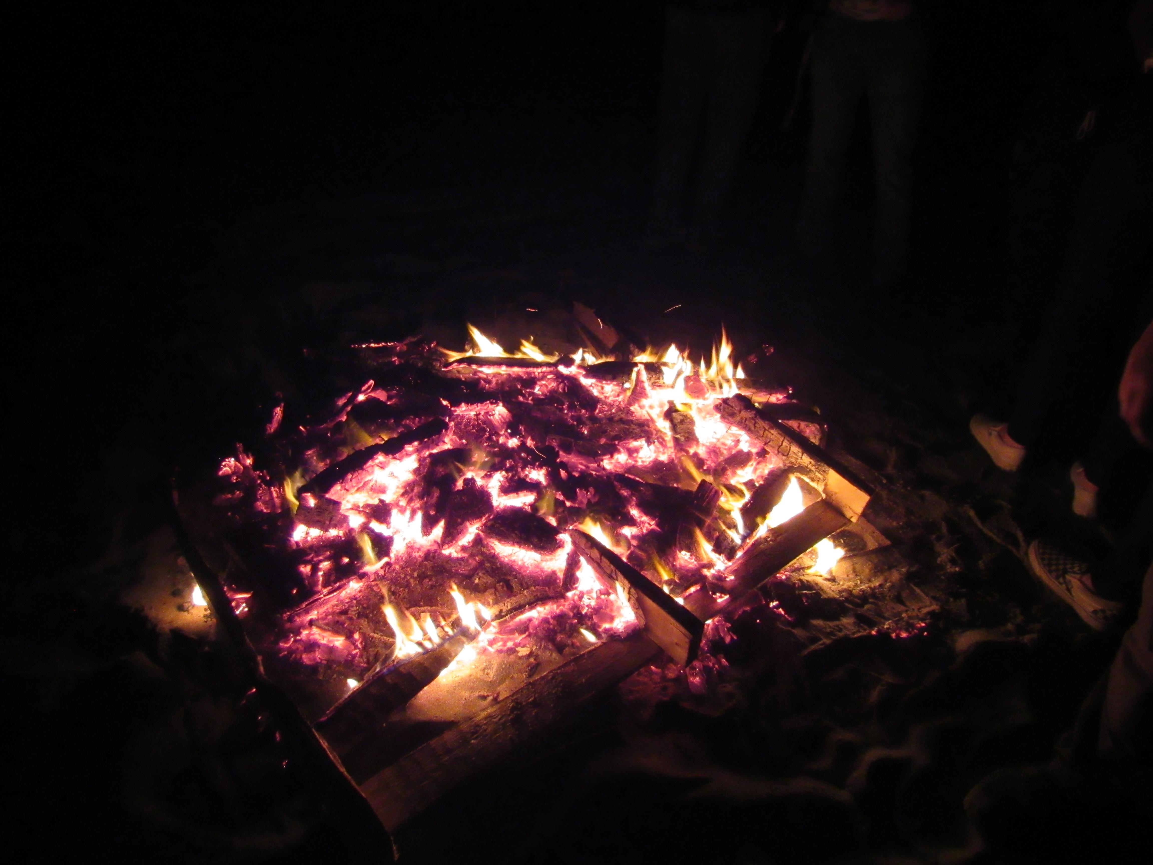 Bonfire lincoln city