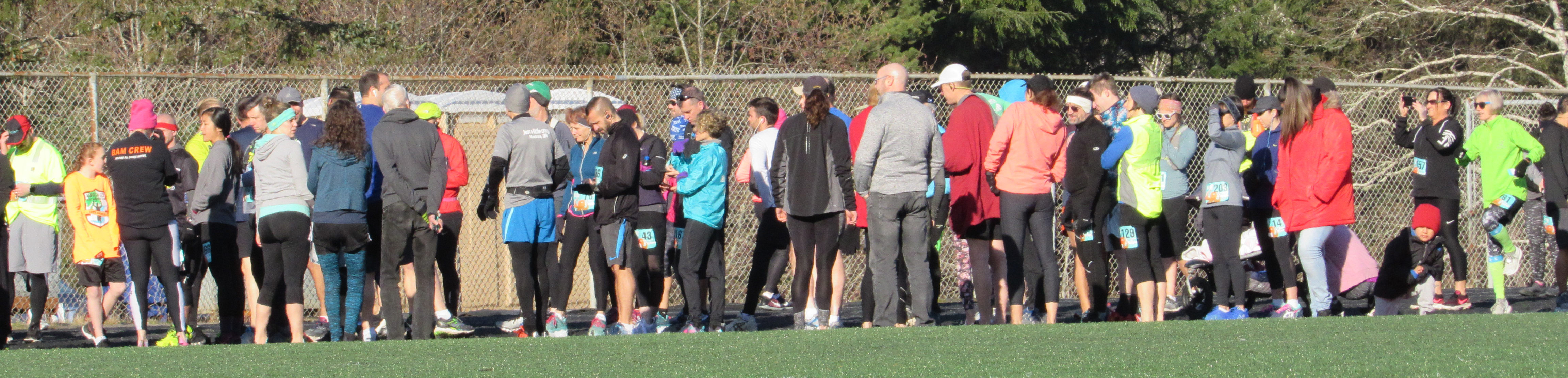 Lincoln City Half-marathon 10K
